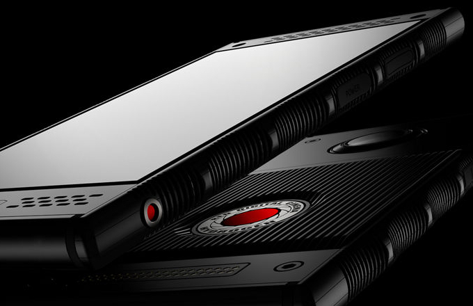 Red Hydrogen One Holographic Display