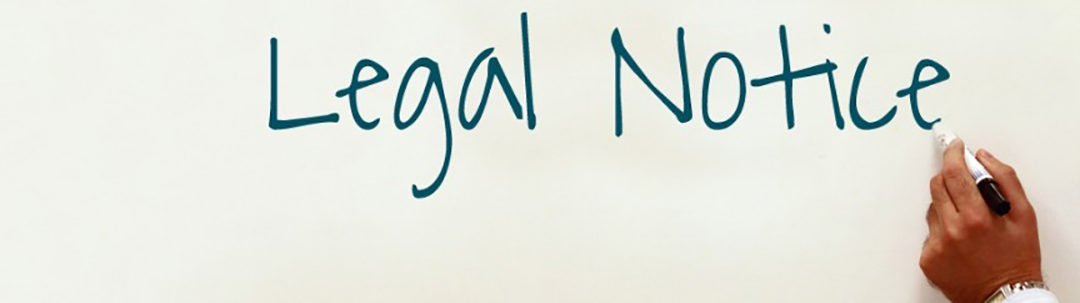 How to Create a Good Legal Notice for your Website?