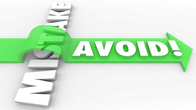 mistakes to avoid in marketing automation