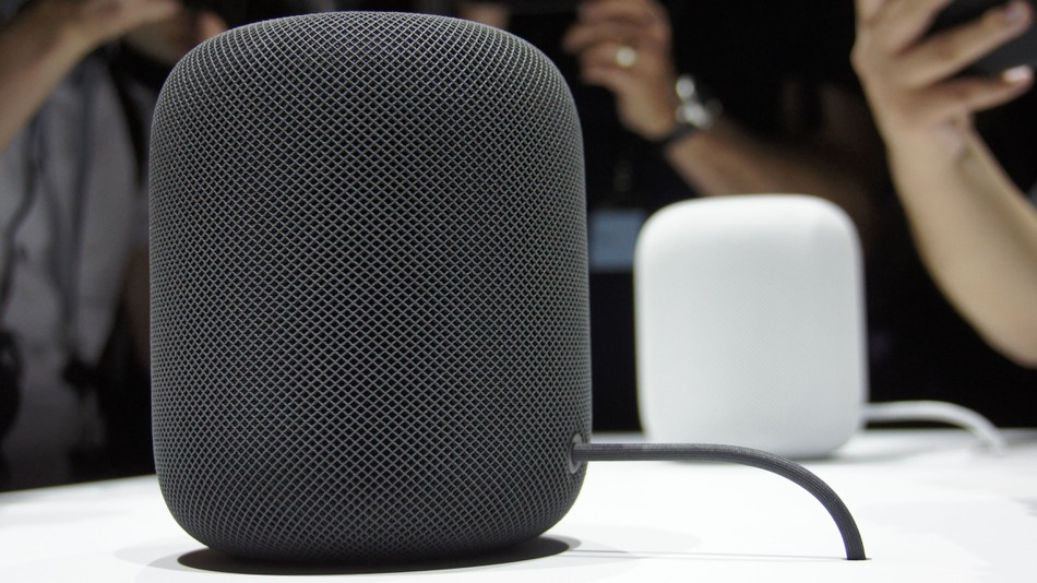 Apple HomePod configuration