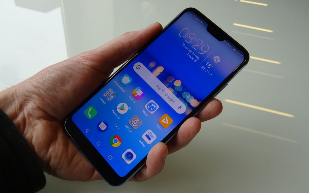 Honor 10, first Impressions