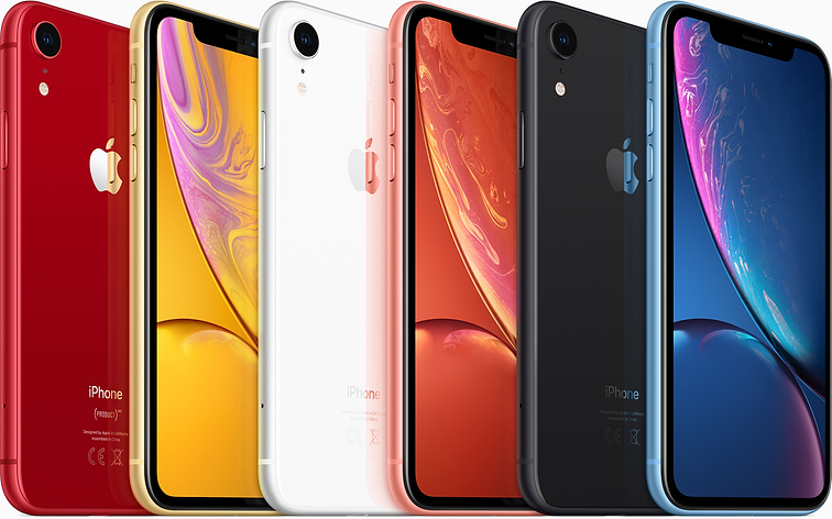 The iPhone XR goes on Sale