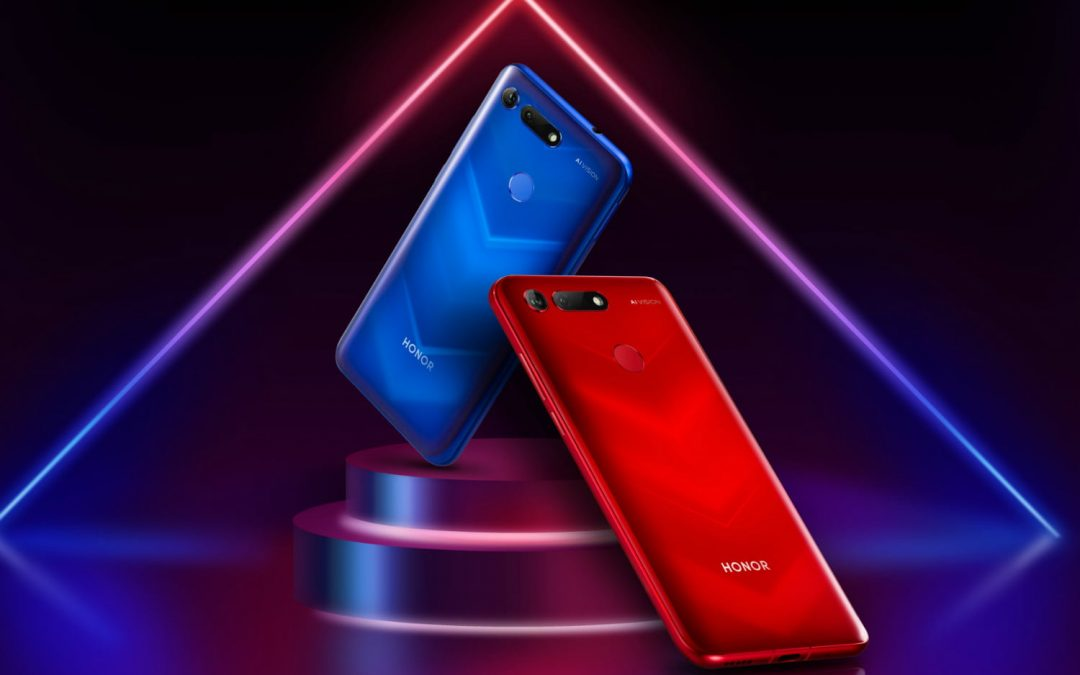 HONOR View20, Analysis: The Age of the Perforated Screen Begins With A Very Good Foot