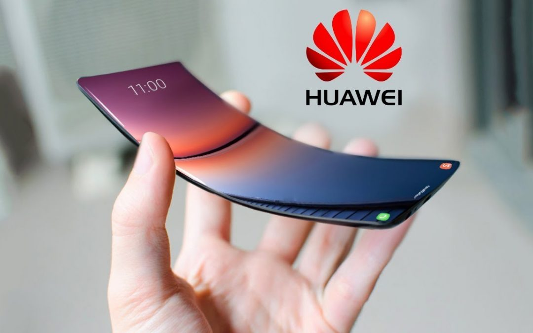 Huawei confirms that it will present a folding mobile with 5G in the MWC 2019, of 8 inches and with its new and powerful Balong 5000 modem