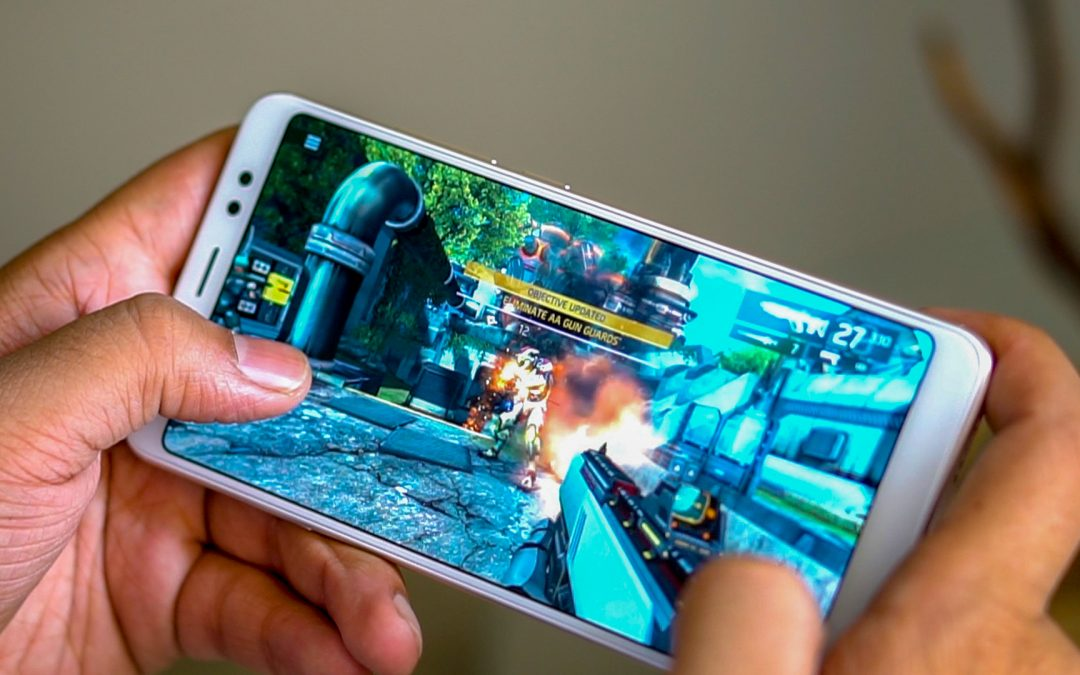 DEVELOP AN INTERESTING MOBILE GAME APPLICATION