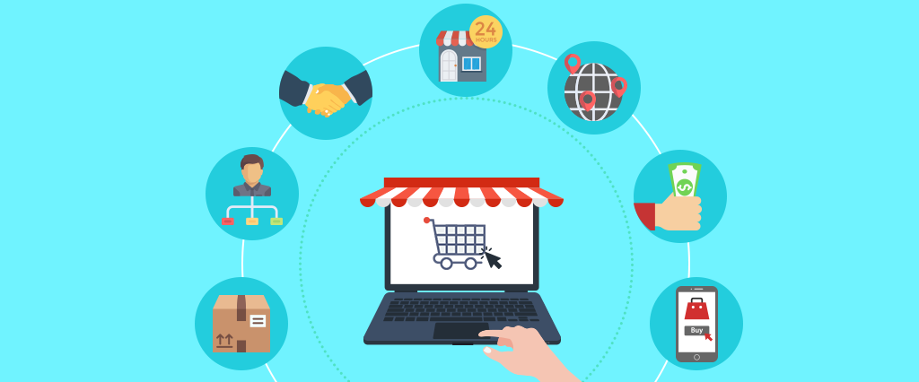 Advantages of a virtual store for my business | Online Store for Business