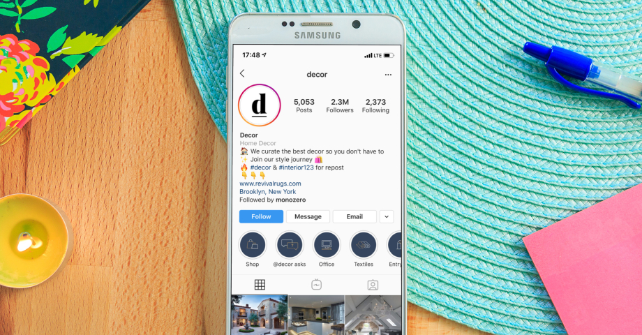 Tips to customize the covers of stories highlighted on Instagram