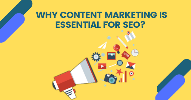 Why is content marketing essential for SEO?