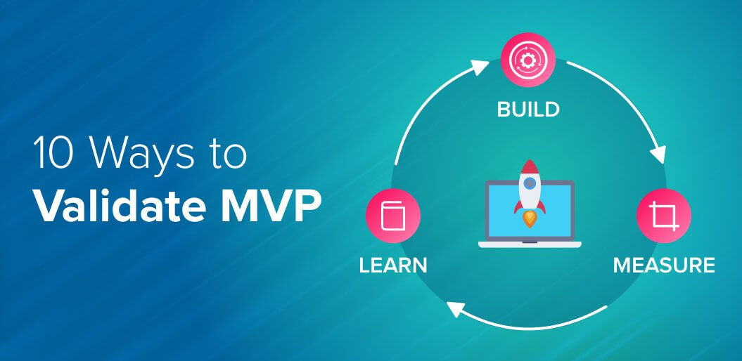 How to validate a Minimum Viable Product with a landing page