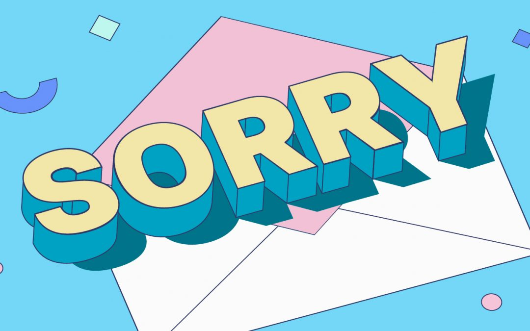 5 tips so you can write the perfect apology email