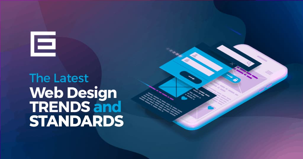Top web design trends in 2021: win over your users