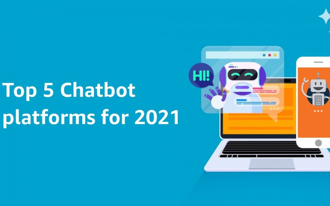 Top 5: Platforms to create chatbots