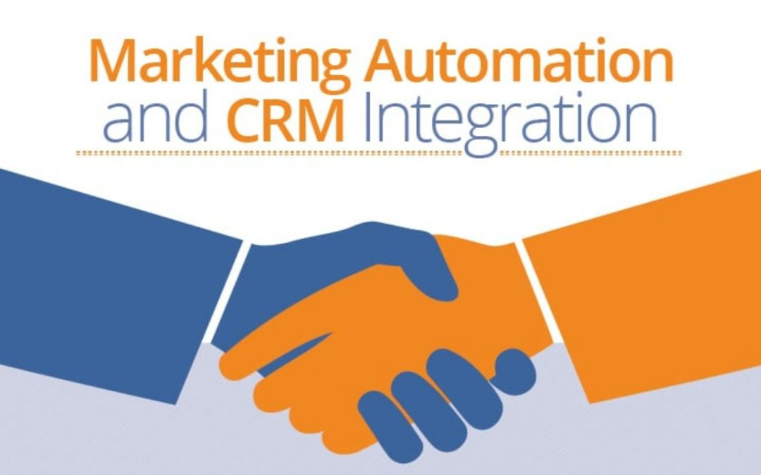 Why are CRM and marketing automation inseparable?