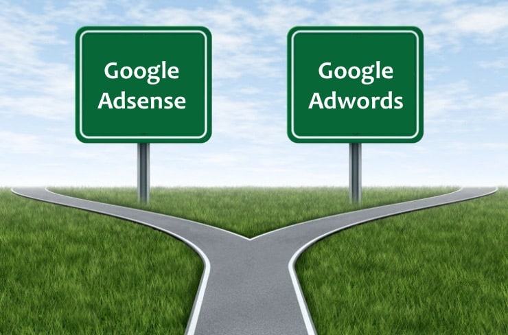 Google Ads vs AdSense What are the differences? How to use them?