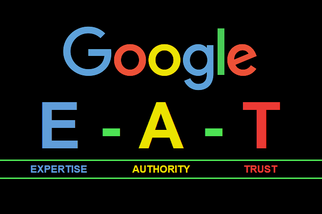 Google's EAT concept: writing quality articles